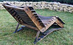 The WAVE project was inspired by one of several chairs, armchairs designed by an eminent artist – Le Corbusier. It is a peculiar blend of modernism and traditional comfort.  /  Großer Le Corbusier entwarf einige Stühle, Sessel; ein von ihnen wurde zu einer Inspiration für den präsentierten WAVE. Es ist eine eigenartige Melange des Modernen mit traditioneller Bequemlichkeit. The Wave, Le Corbusier, Old Wood, Contemporary Interior, Scandinavian Style, Outdoor Furniture, Outdoor Decor, Modern, Garden Design
