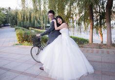 The happy couple^_^