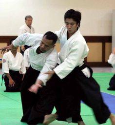 Waka Sensei, Mitsuteru Ueshiba