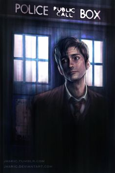 Look at how sad he looks.  Look at him, and tell me this isn't just after he lost Rose.