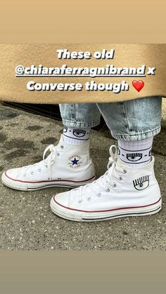 Chiara Ferragni Collection, Converse, Sneakers, Shoes, Fashion, Tennis, Moda, Slippers, Zapatos