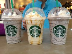 OMG I <3 these frapps