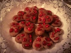 Valentine's Biscuits <3