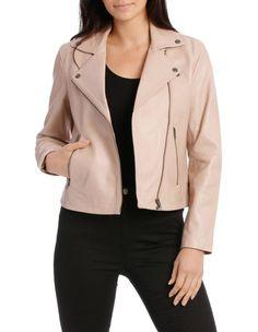 Women's Coats & Jackets | Shop Women's Coats & Jackets Online | MYER Suede Coat, Suede Jacket, Vegan Leather Jacket, Leather Jackets, Parker Jacket, Fur Waistcoat, Knit Jacket