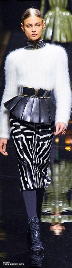 #Paris Fashion Week #Balmain Fall 2014 RTW  | LBV ♥✤ | KeepSmiling | BeStayElegant