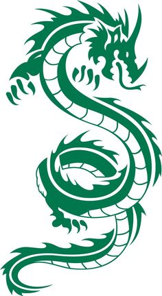 Dragon Tattoo is one of the most popular mystical tattoos. - Dragon Tattoo is one of the most popular mystical tattoos. Like most other mythological tattoos, dr - Tribal Dragon Tattoos, Small Dragon Tattoos, Chinese Dragon Tattoos, Dragon Tattoo Designs, Tribal Tattoo Designs, Celtic Dragon Tattoos, Wing Tattoos, Pisces Tattoos, Dragon Artwork