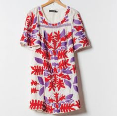 Antik Batik Hadu Dress in Cream    73fdb23c2