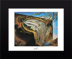 Dali Clock, Framed Art Prints, Poster Prints, Salvador Dali Art, Urban Decor, Art Photography, Music Posters, Wall Art, Salvador Dali