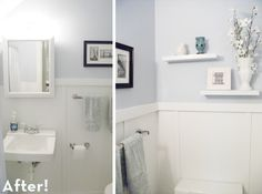 after  credit: Gloria Fox / Potentially Beautiful [http://www.potentiallybeautiful.com/2011/07/half-bath-restyle-for-under-20.html]