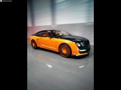 Fotos del Mansory Bentley Continental GT - 4 / 12