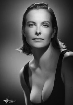 Beautiful French actress and model, Carole Bouquet by Studio Harcourt Paris Photo Portrait, Portrait Photography, Classy Photography, Free Photography, French Beauty Secrets, Bond Girls, French Actress, Black And White Portraits, Classic Beauty