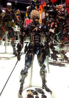 Black Raiden Protoype =D I want it...so much...