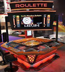 Bildergebnis für alfastreet roulette Pinball, Jukebox, Vending Machines