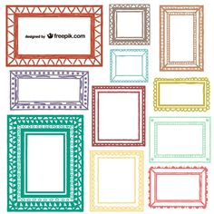 http://jp.freepik.com/free-vector/art-frames-vector_713919.htm ベクトル,フレーム,額,手描き