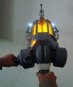 HL2 Gravity Gun Replicas