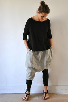 like this outfit : it's not hard to make it /put it together yourself out of old clothes .