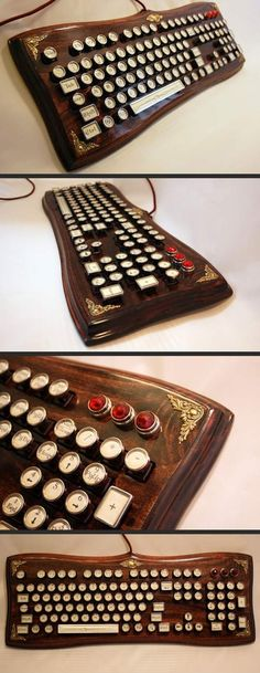 The Gorgeous Diviner Keyboard    Dear Santa,  I want this one.  Kthxbai.