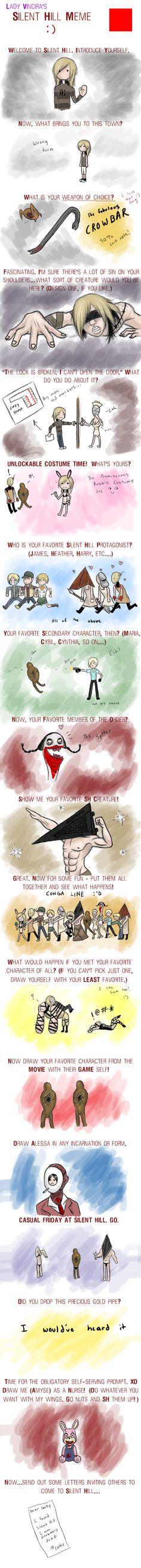 - Silent Hill Meme - by Kanti-Kane on DeviantArt