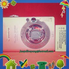 Canon Powershot SD400 Canon Powershot SD 400 Other