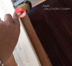java gel stain to fix up furniture, diy, painted furniture, woodworking projects Gel Stain Furniture, Furniture Projects, Furniture Makeover, Painted Furniture, Redoing Furniture, Furniture Stores, Rustic Furniture, Diy Furniture, Woodworking Furniture