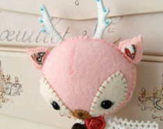 Pocket Bunny pdf Pattern  Bugsy and Marzipan