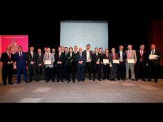 Gala completa de la entrega de los X Premios Castilla y León Económica