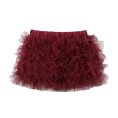 Fluffy Ruffle Princess Tulle Skirt from kidspetite.com!  Adorable & affordable baby, toddler & kids clothing. Shop from one of the best providers of children apparel at Kids Petite. FREE Worldwide Shipping to over 230+ countries ✈️  www.kidspetite.com  #girl #skirts #baby #infant #newborn