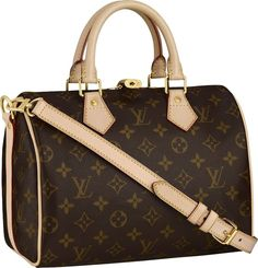 Louis Vuitton Speedy Bandouliere 30! I finally got this bag and I just love it. Its great for everyday when you need your hands free.