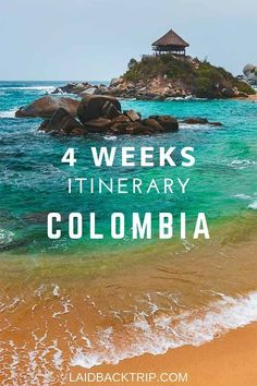 Planning your trip to Colombia? Get inspired by our perfect four weeks itinerary. Our guide will help you to narrow down your travel across Colombia. We know the best places to visit, and will advise you on what to see and do in Colombia. Trip To Colombia, Colombia Travel, Cool Places To Visit, Places To Travel, Travel Destinations, Travel Advice, Travel Tips, Travel Hacks, Travel Essentials