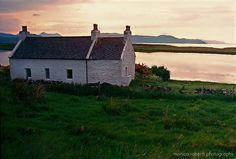 My wee abode ... Southwest Ireland. Photo by Monica Roberts