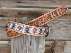 Hey, I found this really awesome Etsy listing at https://www.etsy.com/listing/190568850/leather-inlay-beaded-belt