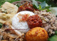 Diah Didi's Kitchen: Resep Nasi Megono Pekalongan