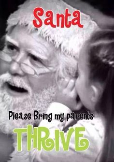 Don't wait on Santa! Contact me today! #Thrive # Le-Vel http://saranichols.le-vel.com/products/THRIVE