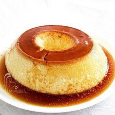 Pudim de leite condensado / Flan de leche condesada Flan, Pancakes, Breakfast, Brazilian Cuisine, Condensed Milk, Dessert, Pudding, Morning Coffee, Creme Brulee