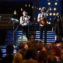 The Lumineers at The Grammy's #coloradocreates #lumineers