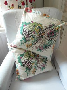 cottage cushions