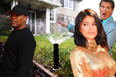 Kylie Jenner And Khloe Kardashian Among Celebrities Flouting Strict California Drought Rules