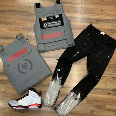 Dope Outfits For Guys, Swag Outfits Men, Outfits Hombre, Nike Outfits, Teen Boy Fashion, Tomboy Fashion, Streetwear Fashion, Hype Clothing, Mens Clothing Styles