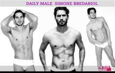 DAILY MALE - Simone Bredariol, born in 1987, in Venice, Italy, is an Italian model. Prior to modeling, Bredariol has been a professional cyclist for 11 years.  Pics > http://www.thecelebarchive.net/ca/gallery.asp?folder=/simone%20bredariol/