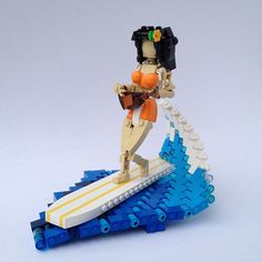 Surfin' USA | The Brothers Brick | LEGO Blog