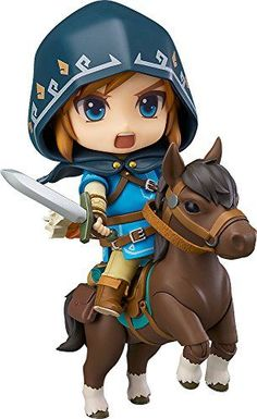 Good Smile The Legend Of Zelda Breath Of The Wild Link Deluxe Version Action Figure >>> Continue to the product at the image link.