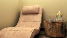 Day Spa relaxation area