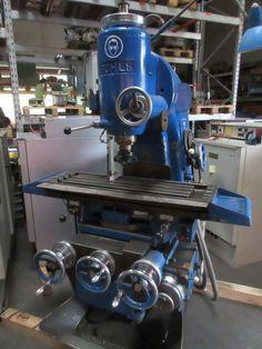 Bettfraesmaschine Bohle FS10