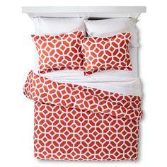 Helix Modern Geo Comforter Set
