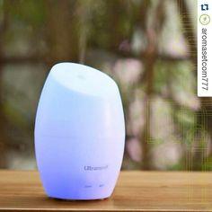 Il bellissimo e pratico Aroma Vase jelly, diffusore di oli essenziali con ionizzatore. Idea regalo fantastica per le prossime festività! #ideeregalo