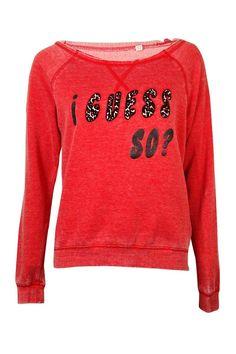 e1ba2e4fc04ca9 Guess Women s Graphic Flash Dance Pullover Sweater Pullover Sweaters