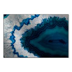Shop for Gallery Direct Blue Brazilian Geode Print on Metal Wall Art. Get free delivery at Overstock.com - Your Online Art Gallery Shop! Get 5% in rewards with Club O!