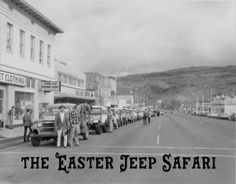 With the 49th Annual #Moab Easter Jeep Safari right around the corner, we wanted to take a trip down memory lane and see how this tradition began and evolved over time: http://www.highwaywestvacations.com/the-history-behind-the-moab-easter-jeep-safari/.