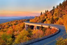 When and Where to See the Best Fall Color Across the Southeast US: North Carolina Peak Fall Color Guide
