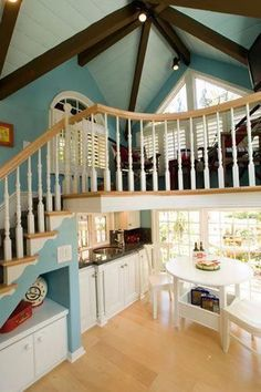 Plans to Build a Playhouse Kids Indoor Playhouse, Backyard Playhouse, Build A Playhouse, Outdoor Playhouses, Playhouse Ideas, Cubby Houses, Play Houses, Playhouse Interior, Patio